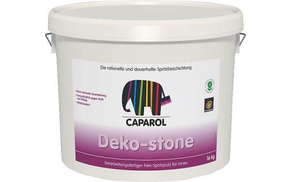 Caparol Deko-stone weiß