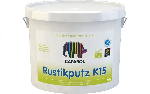 Caparol Rustikputz K 15