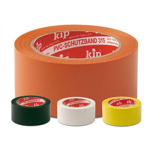Kip 315 PVC-Schutzband 50 mm x 33 m