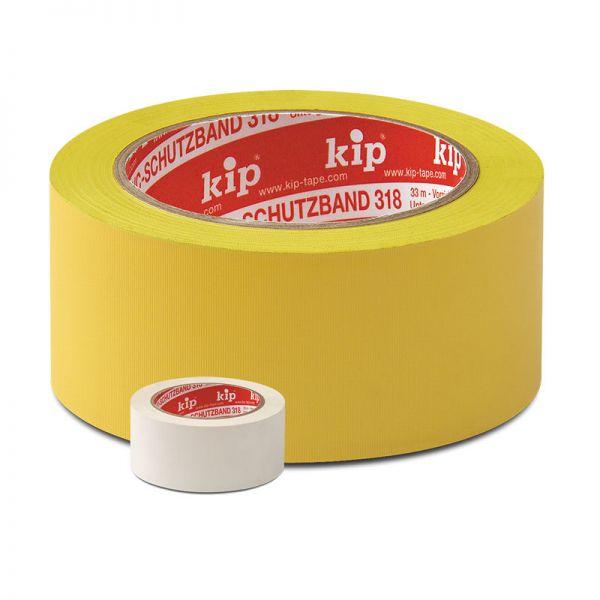 Kip 318 PVC-Schutzband 50 mm x 33 m