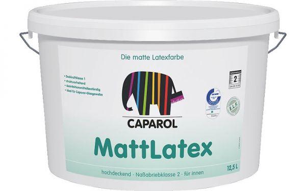 Caparol MattLatex Lichtweiß