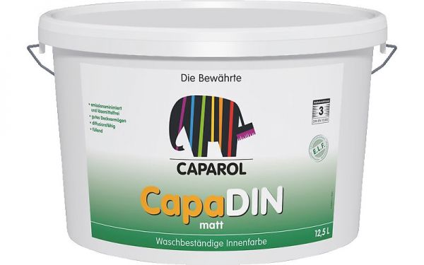Caparol CapaDin Antikweiß