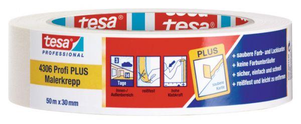 Tesa 4306 Tesakrepp® Premium Malerband