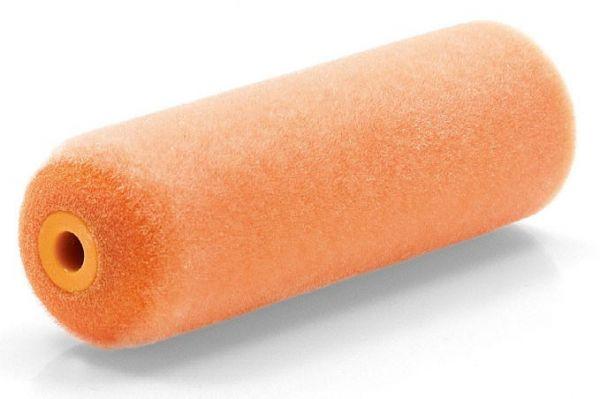 Heizkörperwalze Superflock 10 cm, beidseitig abgerundet