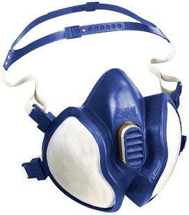 3M Farbspritz-Einwegmaske 4255-PT