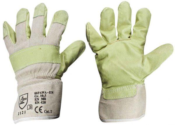 """Handschuhe """"Vollleder"""" Gr. 10,5"""