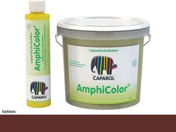 Caparol AVA AmphiColor Abtönfarbe Dunkelbraun